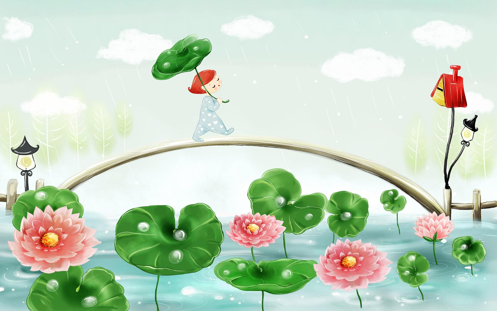 Korea Cartoon Wallpapers Animated Wallpaper Images Array Wallwuzz